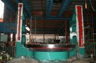 Vertical lathe machine 6200mm Swing