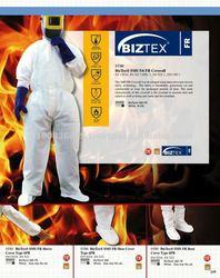 Fire Retardant Dry Particle Reduced Spray Suit EN13034 EN13982-1