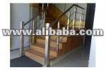 hand railing stainless steel/Hand Rail/Railing for commercial establishment