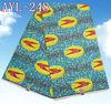 Super design bird pattern african wax printed cotton fabric