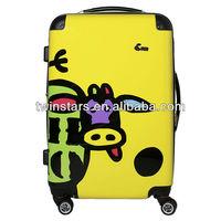 PC trolley luggage bag luggage upright pc travel luggage case