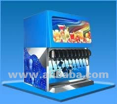 Soda Boss Soda Fountain Machine