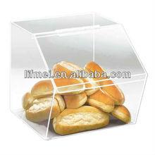 2013 Hot Sale Shenzhen Acrylic/Plastic Food Bin/Case/Box/Container