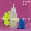 10ml etiquetas para cig e frascos de 10ml garrafa de plástico