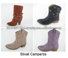 Italy New Design Woman Fashion Boots