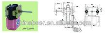 ac refrigerator freezer fan motor shaded pole motor