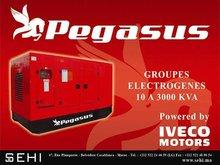 Generators PEGASUS Diesel