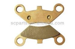 High quality sintered brake pads for Polaris ATV