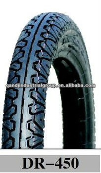 High Quality and Competitive Price Three Wheel Tyres 4.00-8-8PR