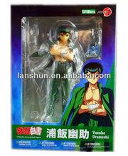 "YuYu Hakusho Yusuke Urameshi Japanese Anime action 1/8 Pvc Figure 19cm/7.5"""