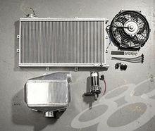 Water to Air Intercooler Kit - Basic