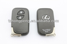 lexus 2 button smart key case