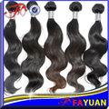 Preço de fábrica cabelo tecelagem brasileira