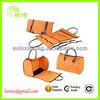 Professional promotion folding travel golf bag