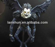 "Death Note Deathnote Rem Black 20cm/8"" Japanese Anime Figure"