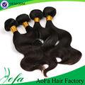 de calidad superior de malasia armadura del pelo peinados para el cabello ondulado