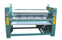 A/C/B/E flute type single facer equipment in China