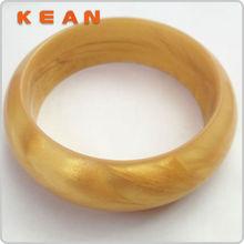 Silicone Bead Bracelets/Silicone Bangles/Silicone Jewelry/Silicone Metallic Bangle