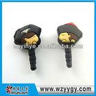 3D soft PVC ear cap dust plug for cell phone