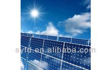 25W High Efficiency Polycrystalline Solar Panel(TUV, IEC, RoHS, CE, FCC)