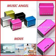 2012 hot selling MD05 mini boom box speaker