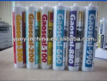 Fast Cure And Economical Silicone Sealant For Door And Window