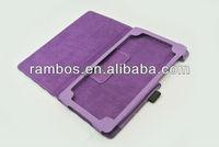 For Google Nexus 7 2 Tablet Case Folio Protective Fashion PU Leather case