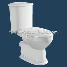 2013 chaozhou bathroom modern desing power flush toilet