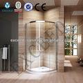 nuevo producto de doble deslizante de ducha habitación hecho en china