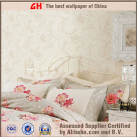 2013 new non woven cheap wall paper wall covering