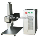 High precision 10w New Portable text/logo/serial number laser marking machine