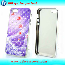 Mobile phone accessory factory stone case for cell phone for apple iphone 5