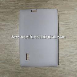 Hot sale fashionable silicone case for mini ipad