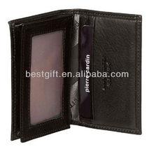 Bifold Business Card Holder Wallet