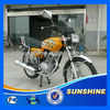SX125-16A China Moped Cheap CG125 125CC Motorbikes
