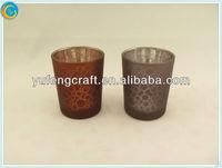 decorative iron items,custom glass jar candles,handicraft product