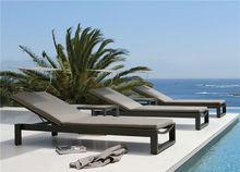 Hotel pool furniture,chaise lounge,beach lounger ML-6225
