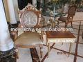 Cj123-2q salon table antique image de luxe