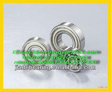 Iron/Carbon steel/GCR15 deep groove ball bearing 16001 zz/2rs bearing