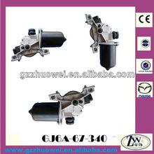 Small Mazda 6 Auto Parts Wiper Motor 12V GJ6A-67-340