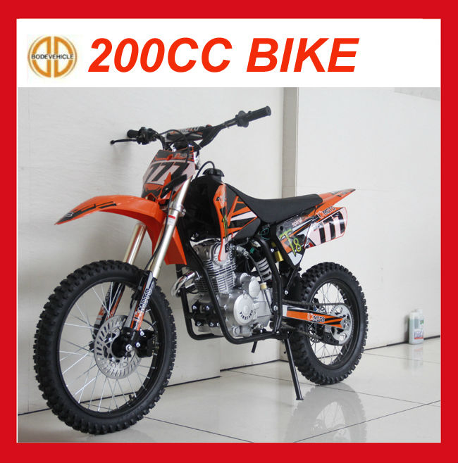 Neuen 200cc dirt bike billig( mc- 671)