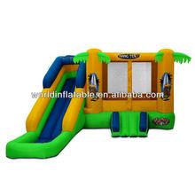 Hang Ten wet dry bounce houses combo