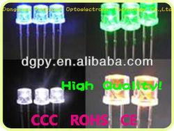 flat top 3mm diode led