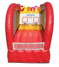 Chongqi basketball inflatable shooting game china
