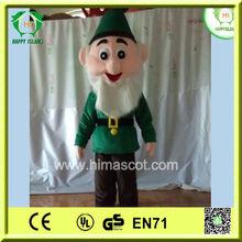 Привет EN71 лучшие продажи костюм талисмана рождественские эльфы