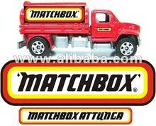 Matchbox Logo Model Truck