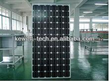 3W-300W Mono/ Poly solar module price/panel green energy