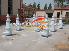 High efficiency classifying equipment hydraulic cyclone for gold mining