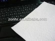 White polyester carpet for wedding, exhibition carpet