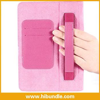 pu cover for mini ipad smart cover for ipad mini